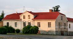 Raahe, Henrik Montin  House. Northern Ostrobothnia - Pohjois-Pohjanmaa - Norra Österbotten
