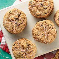 All-Star Oatmeal Cookies : King Arthur Flour