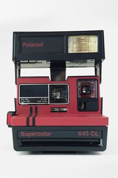 SuperColor Camera Kit By Impossible Project #urbanoutfitters