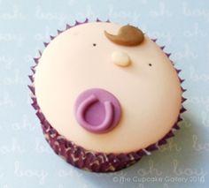 Babyface cupcake PDF Tutorial by joscupcakegallery on Etsy, $5.00