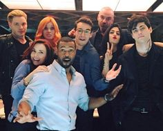 Shadowhunters Tv Cast // Jace Clary Jocelyn Luke Simon Valentine Isabelle and Alec // The Mortal Instruments // Shadowhunters // ABC Family // Shadowhunters TV Series
