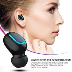Bluetooth Headset TWS Wireless Earphones Mini Earbuds Stereo Headphones NEW Sport Earbuds, Sports Headphones, Bluetooth Headphones, Wireless Headphones, In Ear Headphones, Smartwatch, Smartphone, Noise Cancelling Headphones, Gaming Headset