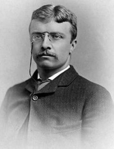 """Young Teddy Roosevelt was called """"Jane-Dandy"""" & """"Oscar Wilde"""" by his elders in the New York Senate"""