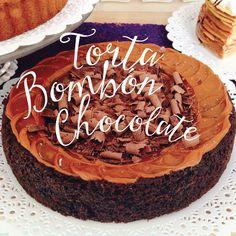 Torta Bombón Chocolate