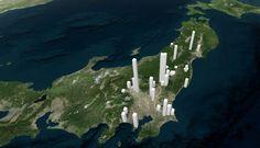 """@whitefood1: 『放射能とたたかうブログ』をアップなう。  アメリカ政府が発表したストロンチムの汚染地図  http://www.whitefood.co.jp/strontium/ """