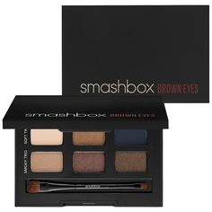 Smashbox Photo Op Eye Enhancing Palette - Brown Eyes: Shop Eye Sets & Palettes | Sephora