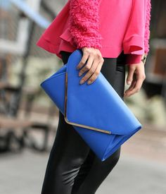Envelope Clutch – Clutches & Sling Bags   yeswalker   Free worldwide shipping on every order