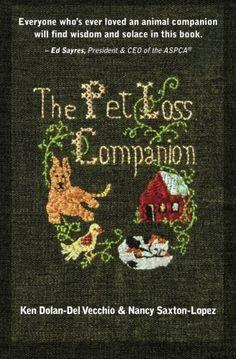 The Pet Loss Companion: Healing Advice from Family Therap... https://www.amazon.com/dp/1484918266/ref=cm_sw_r_pi_dp_x_khv5yb7EJSVA4