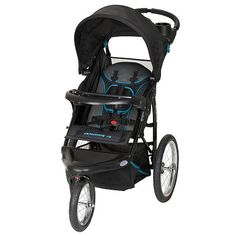 Baby Trend Expedition FX Jogging Stroller - Arctic - we LOVE the jogger style because it can go ANYWHERE {think all-terrain!}