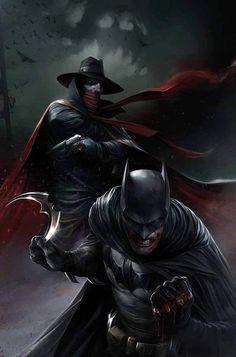 Batman anda vampire