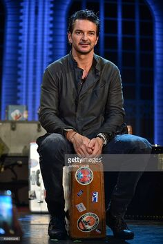 Ricardo Arjona speaks during his press conference promoting his Viaje Tour and preview it's production elements at American Airlines Arena on November 5, 2014 in Miami, Florida. Ecuador, American Airlines Arena, Youtube, Miami Florida, Conference, November, Tv, Ricardo Arjona, Music Artists