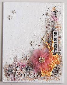 Ingrid's place: dream canvas - challenge #26 *13 arts*