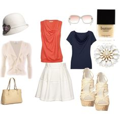 Spring attire :) A day in the Hamptons?