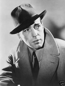 1940's stars | ... Casablanca Close Up Photo Hollywood 1940's Movie Star Actor | eBay