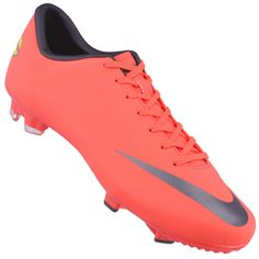 PROMOÇÃO  Chuteira Campo Nike Mercurial Victory 3 FG R 119 c9980534ce8b3