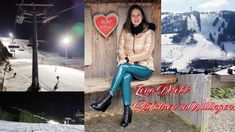 Videos, Leather Pants, Fashion, Ski, Leather Jogger Pants, Moda, Fashion Styles, Lederhosen, Leather Leggings