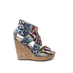 Invito - sandalen met sleehak | Invito.com 5999
