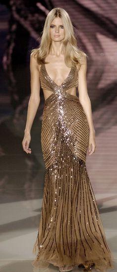 Beautiful versace gown