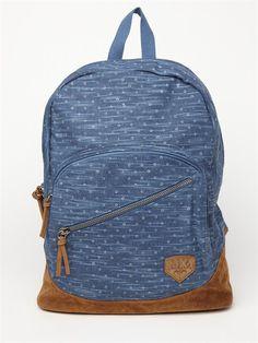 ROXY Lately Backpack...who doesn't love polka dots?