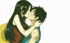 Luffy×Hancock | One Piece