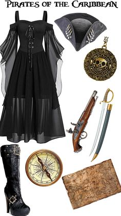 Outfits For Teens, Disney Outfits, Pirate Outfits, Movie Outfits, Anime Outfits, Female Pirate Costume, Pirate Costumes, Pretty Outfits, Cool Outfits