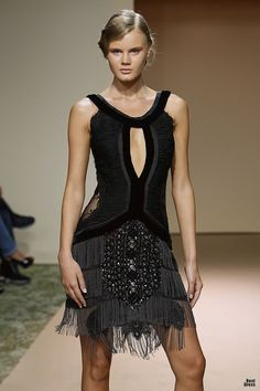 Would love to have this.....but then I would need to have somewhere to wear it!  Dany Atrache 2011/2012