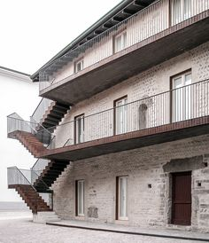 Gallery of Monastery of San Giuliano Restoration / Gianluca Gelmini - 7