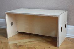 Tische - Kindertisch - Modell 1 - ein Designerstück von weluschu bei DaWanda