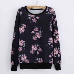 Casual hoodies sweatshirt Women 2015 winter harajuku Fashion color stripes/banana print Terry cloth pullovers femme Tracksuits