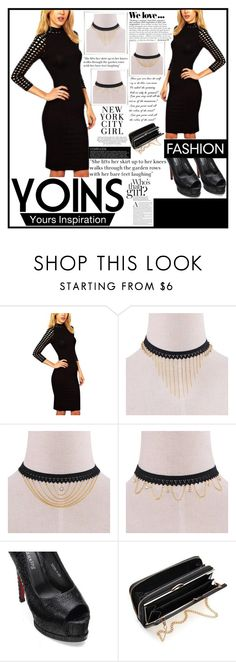 """Yoins-contest"" by samirhabul ❤ liked on Polyvore featuring Zara and yoins"