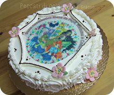 Winx cake for Elena ...