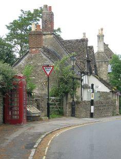Lacock, England, UK