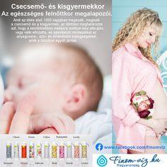 A csecsemők egészséges növekedését és fejlődését szem előtt tartva az első hat hónapban a csecsemő kizárólagos anyatejes táplálása javasolt. Vagyis a jól szopó csecsemők folyadékbevitelét az anyatej teljes mértékben fedezi. Ez alól csak a kimondottan meleg időszakok, vagy a fokozott folyadékvesztéssel járó lázas, hasmenéses megbetegedések időszaka kivétel.  Mennyi vizet igyon a kisgyermek?  Tudd meg (Klikk) Funny, Face, Funny Parenting, The Face, Faces, Hilarious, Fun, Facial, Humor