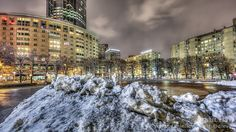 Christian Science Towards the Pru by dlevy-photography, via Flickr