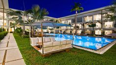 L'hôtel Lanna à Koh Samui : un hôtel haut de gamme à moins de 75 euros