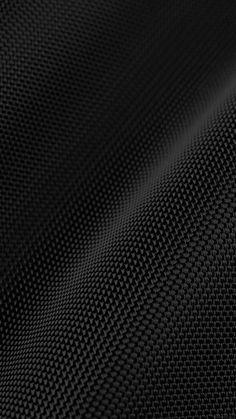Tri Nylon Dark Black Android Texture Samsung Pattern - iPhone 6