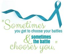 Sometimes you get to choose your battles
