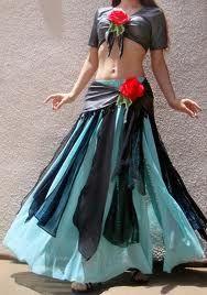 Gypsy costume idea