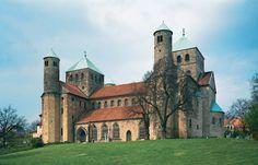SaintMichael's(lookingnorthwest), Hildesheim,Germany, - Ottonian