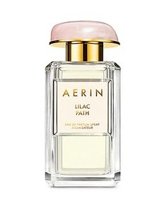 I am mad for this scent.  Lilacs are among my favorite fragrances and this Aerin Lauder perfume truly smells like the blossoms it mimics.  LKR