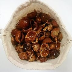 Organic Soapnuts, Indian Soap Berries, With Cotton Storage Bag Biodegradable Packaging, Biodegradable Products, Soap Nuts, Natural Pesticides, Natural Lifestyle, Natural Cleaning Products, Laundry Detergent, Natural Living, Washing Clothes