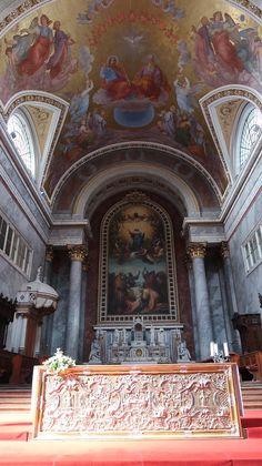Basílica de Esztergom - Hungria © Viaje Comigo Painting, Art, Renaissance Architecture, Stair Steps, World War, Traveling, Fotografia, Painting Art, Paintings