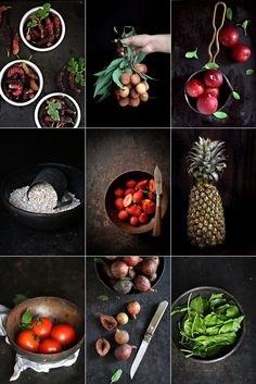 Headed for Smoothies Healthy Meals For Two, Healthy Baking, Healthy Recipes, Healthy Food, Dark Food Photography, Food Graphic Design, Healthy Shakes, The Fresh, Food Pictures