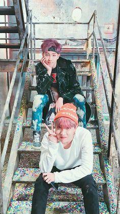 RM & J-Hope