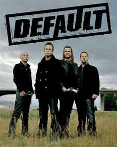 Default one of my favorite bands Great Bands, Cool Bands, Music Love, My Music, Post Grunge Bands, Dallas Smith, Music Maniac, Chad Kroeger, Rock And Roll Fashion