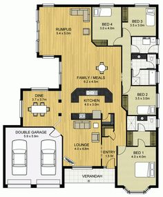 Floor Plan For Sienna 215 Playford Alive