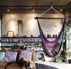 Ik vind deze gekozen omdat ik de kleur wel mooi vind maar ik neem dat denk ik niet mee ~Bohemian Chic Living Rooms-27-1 Kindesign~