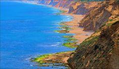 Coast nearHerzliya, Israel