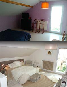 Maisons vendre sur m6 sophie ferjani sophie ferjani pinterest more - Decoration avant apres ...