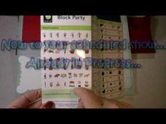 How to Label Cricut Lite Cartridge Tri Fold Insert - YouTube